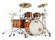 PEARL MCT925XEP/C840 Masters Maple Complete - Almond Red Stripe