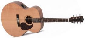 Elektroakustická kytara SIGMA GUITARS GJME Natural