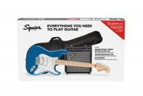 FENDER SQUIER Affinity Series Stratocaster HSS Pack - Lake Placid Blue