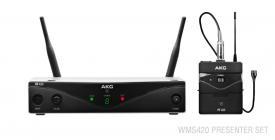 AKG WMS 420 Presenter set / M