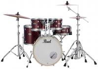 PEARL DMPR905/C713 Decade Maple Delmar Finish - Crimson Galaxy Flake