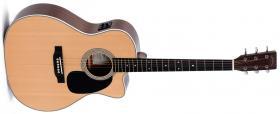 Elektroakustická kytara SIGMA GUITARS JMC-1STE Natural