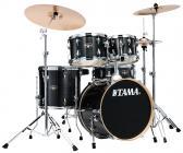 TAMA IE58H6W-HBK Imperialstar - Hairline Black