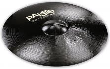 PAISTE 900 Color Sound Black Ride 22""