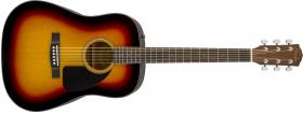 FENDER CD-60 V3 Sunburst