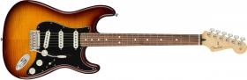 FENDER Player Stratocaster Plus Top Tobacco Sunburst Pau Ferro