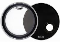 EVANS EMAD Bass Drum Pack 22""