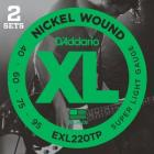 D'ADDARIO EXL220TP Super Light - .040 - .095