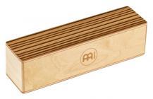 MEINL SH53-M Wood Shaker Medium - Exotic Zebrano