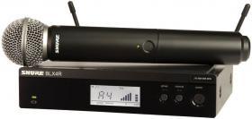 SHURE BLX24RE/SM58 K3E 606 - 630 MHz
