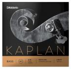D´ADDARIO - BOWED K610 3/4L Kaplan Bass String Set - Light