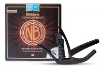 D'ADDARIO NB1253-CP10 Nickel Bronze Acoustic Light NS Artist Capo