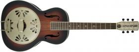 GRETSCH G9241 Aligator Biscuit Resonator 2-Color Sunburst
