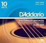 D'ADDARIO EJ16-10P