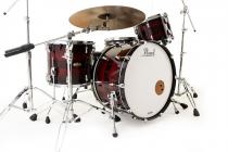PEARL MRV943XEP/C839 Masters Maple Reserve - Red Burst Triband