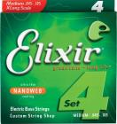 ELIXIR Bass Long Scale Nanoweb 14502