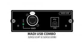 SOUNDCRAFT Si MADI-USB Card