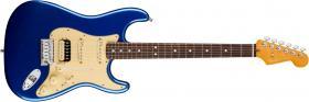 FENDER American Ultra Stratocaster HSS Cobra Blue Rosewood