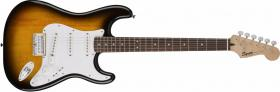 FENDER SQUIER Bullet Stratocaster HT Brown Sunburst Laurel