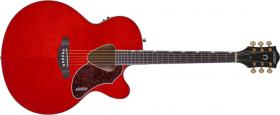 Elektroakustická kytara GRETSCH G5022CE Rancher Jumbo, Rosewood Fingerboard - Western Orange Stain