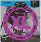 D'ADDARIO EXP120 Extended Play Super Light - .009 - .042