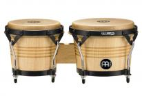MEINL LC300NT-M Artist Series LC300 Luis Conte Wood Bongo - Natural