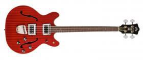 GUILD Starfire Bass II Cherry Red