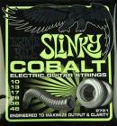 ERNIE BALL P02721 Cobalt Regular Slinky - .010 - .046