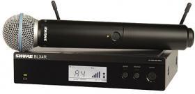 SHURE BLX24RE/B58 H8E 518 - 542 MHz