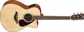 Elektroakustická kytara YAMAHA FSX800C Natural