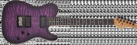 SCHECTER PT PRO Trans Purple Burst