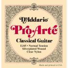D'ADDARIO EJ45 Classic Nylon Pro Arté Normal - .028 - .043