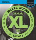 D'ADDARIO EXL165-6 Regular Light Top/Medium Bottom - .032 - .135
