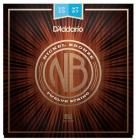 D'ADDARIO NB1047-12 Nickel Bronze Acoustic Light 12-String