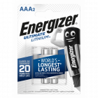 ENERGIZER AAA/2 (duopack, Lithiové)