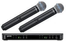 SHURE BLX288E/B58 H8E 518 - 542 MHz