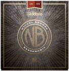 D'ADDARIO NB1656 Nickel Bronze Resophonic 16-56