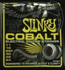 ERNIE BALL P02727 Cobalt Beefy Slinky - .011 - .054