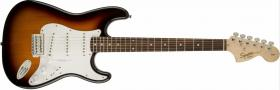 FENDER SQUIER Affinity Stratocaster Brown Sunburst Laurel