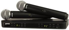 SHURE BLX288E/SM58 H8E 518 - 542 MHz