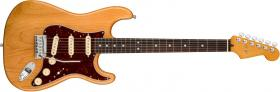 FENDER American Ultra Stratocaster Aged Natural Rosewood