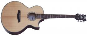 SCHECTER Orleans Stage Acoustic Natural Satin Top