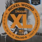 D'ADDARIO EXL140-8
