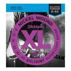 D'ADDARIO EXL120BT - Balanced Tension - .009 - .040