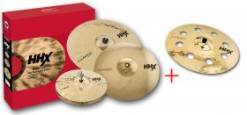 "SABIAN HHX Evolution Performance Set + O-Zone Crash 18"" Zdarma"