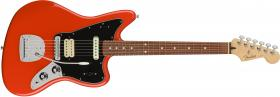 FENDER Player Jaguar Sonic Red Pau Ferro