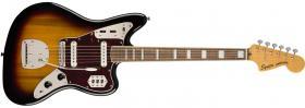 FENDER SQUIER Classic Vibe 70s Jaguar 3-Color Sunburst Laurel