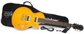 EPIPHONE Slash AFD Les Paul Special 2 Outfit Appetite Amber