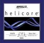 D´ADDARIO - BOWED HP610 Helicore Solo Medium - 3/4