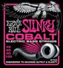ERNIE BALL P02734 Cobalt Bass Super Slinky - .045 - .100